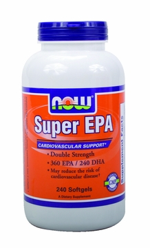 Now Foods Super Omega EPA - 240 Softgels