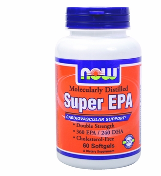 Now Foods Super Omega EPA - 60 Softgels