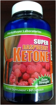 Super Raspberry Ketone Extra Strength by MaritzMayer - 60 Capsules