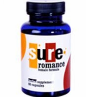 Sure Romance by Eyefive Inc. - 60 Capsules