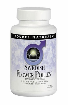 Source Naturals Swedish Flower Pollen Extract - 90 Tablets