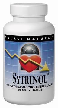 Source Naturals Sytrinol 150 mg - 60 Softgels