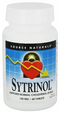Source Naturals Sytrinol 150 mg - 60 Tablets