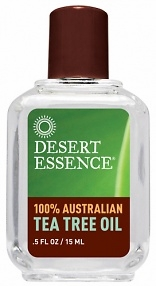 Tea Tree Oil 100% Australian by Desert Essence - 2oz.