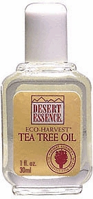 Tea Tree Oil Eco Harvest by Desert Essence - 1oz