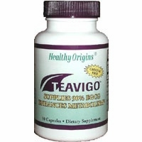 Teavigo 150mg by Healthy Origins - 60 Capsules