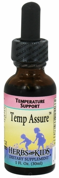 Temp Assure by Herbs for Kids - 1oz.