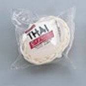 Thai Deodorant - Large Oval In Basket By Deodorant Stones Of America - 4.25oz.