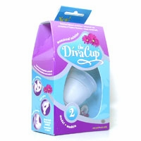 The Diva Cup (Model 2) by Diva International - one unit