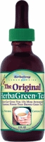 The Original HerbaGreen Tea by Herbasway - 2oz.