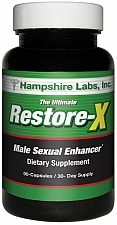 The Ultimate Restore-X by Hampshire Laboratories - 90 Capsules