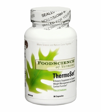 Foodscience of Vermont ThermoSet - 90 Capsules