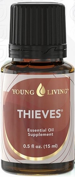 Thieves Essential Oil - 15ml.