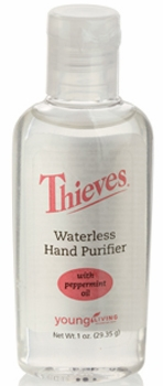 Thieves Waterless Hand Purifier - 1oz.