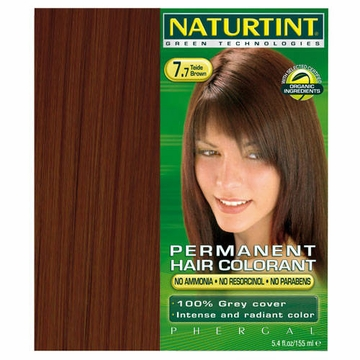 Naturtint Hair Colourants 7.7 (Teide Brown) - 5.28 Fluid Ounces