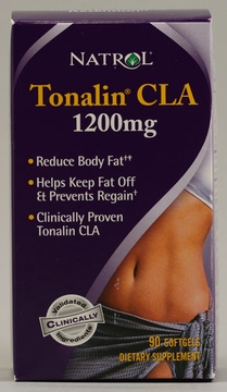Tonalin CLA 1200mg by Natrol - 90 Softgels