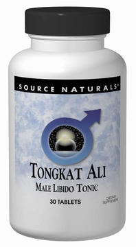 Source Naturals Tongkat Ali 80 mg - 30 Tablets