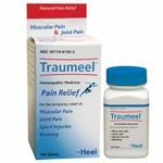 Traumeel by Heel - 100 Tablets