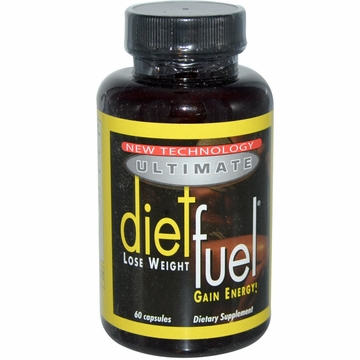Twinlab Ultimate Diet Fuel - 60 Capsules
