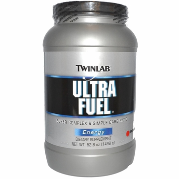 Twinlab Ultra Fuel Fruit Punch Flavor - 3.3 Pounds