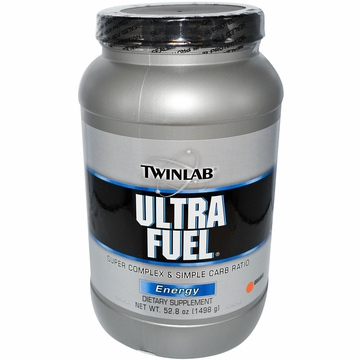 Twinlab Ultra Fuel Orange Flavor - 52.8 Ounces