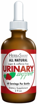Urinary Support (Formerly Cranberry Magic) by Herbasway - 2 Ounces
