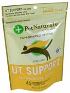 Pet Naturals of Vermont UT Support Chicken Liver - 45 Soft Chews