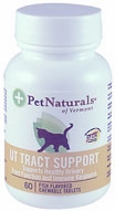 Pet Naturals of Vermont UT Tract Support Fish - 60 Chewable Tablets