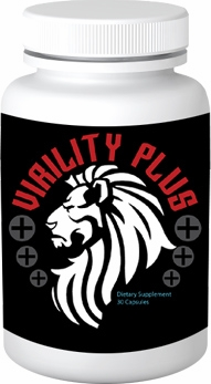 Virility Plus by Eyefive Inc. - 30 Capsules