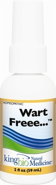 Wart Free by King Bio - 2oz.