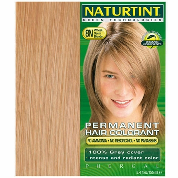 Naturtint Hair Colourants 8N (Wheat Germ Blonde) - 5.28 Fluid Ounces