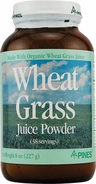 Pines International Wheat Grass Juice Powder - 8 Ounces