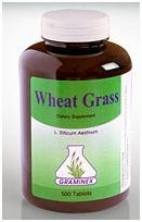 Graminex Wheat Grass Superfood - 500 Tablets