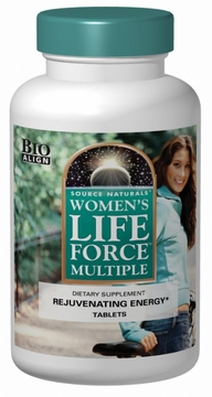 Source Naturals Women??s Life Force Multiple - 45 Tablets