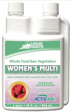 Women's Multi by Liquid Health Inc. - 32 fl. oz.