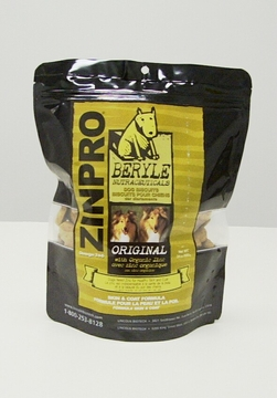 Zinpro Dog Biscuits (Original Formula) by Lincoln Biotech - 24 oz