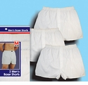 3 Pack Men's Boxer Shorts