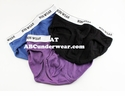 3 Pack NDS Wear Briefs Skinny Legs - Asst Colors