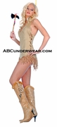 3pc Indian Girl Outfit Costume - Closeout