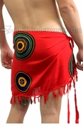 Aboriginal - Tribal Mini Sarong