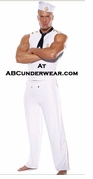 Adult Halloween Costume Sailor Costume
