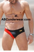 Angler Swimsuit Brief