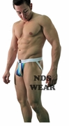 Apollo's Hot Men's Stripe Jockstrap