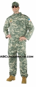 Army Uniform Costume