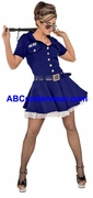 Arresting Sexy Police Woman Costume