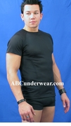 Athletic Mesh T-Shirt