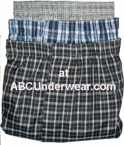 Big Men's Boxer 3 Pack