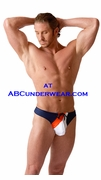 California Muscle St Tropez Thong