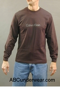 Calvin Klein Long Sleeve Shirt - Final Sale