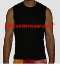 Calvin Klein Viscose Muscle Shirt - Clearance